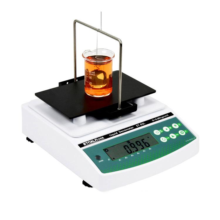 液体密度仪